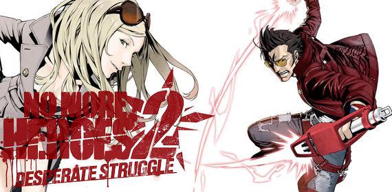 No More Heroes 2: Desperate Struggle | Bar Gamers